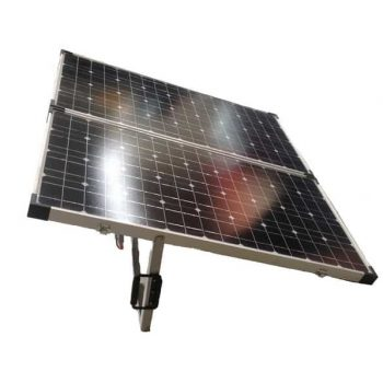 120 Watt Portable Solar Kit,Bi fold.