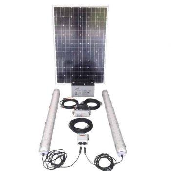DIY LED shed lighting kits (Run your shed LED Lights and 12 volt fridge)