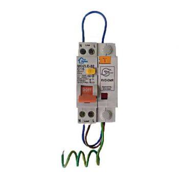 RVD-EMR Caravan Main Safety Switch
