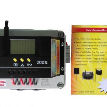Solar Caravan D.I.Y Box