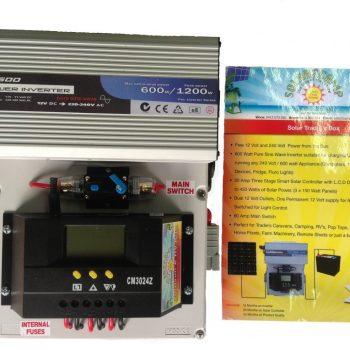 Solar Tradies D.I.Y Box