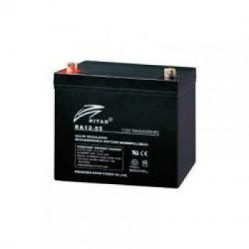 Ritar Sealed AGM Battery - 12V 55Ah