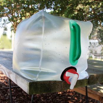 camping water carrier