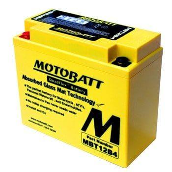 Motorbike Battery MBT12B4