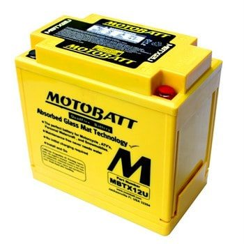 Motorbike Battery MBTX12U