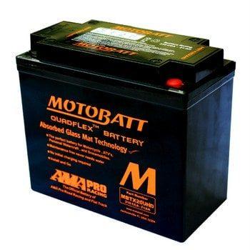 Motorbike Battery MBTX20UHD Harley Davidson