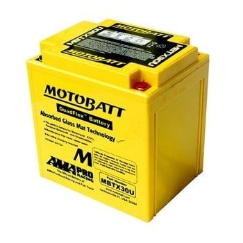 Motorbike Battery MBTX30U