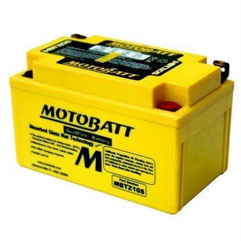 Motorbike Battery MBTZ10S