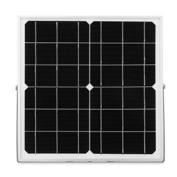 Solar Flood Light 1200LM-6V 6W.