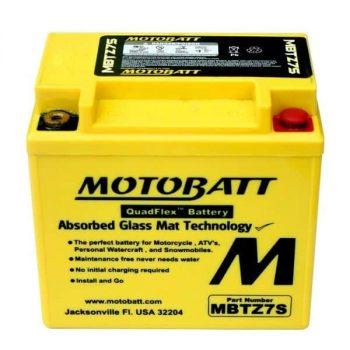 Motorbike Battery MBTZ7S