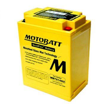 Motorbike Battery MBTX14AU