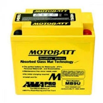 Motorbike Battery MB9U