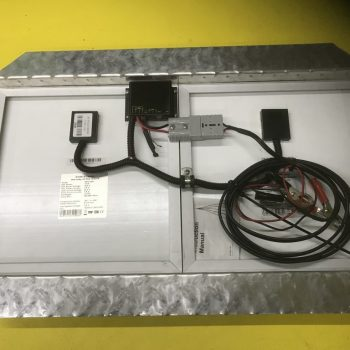 12V 20W Trickle Charge 398saf Fixed Solar Panel