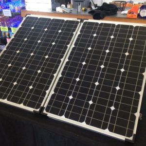 Portable solar panels online