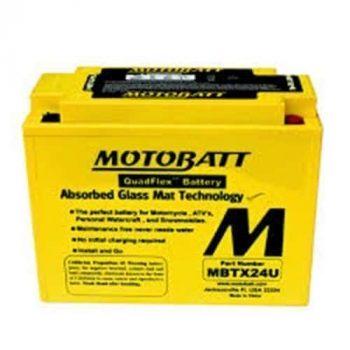 Solar 2 Camp battery MOTOBATT