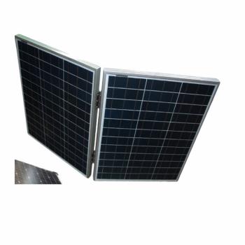 24V 10W Trickle Charge SAF096 Folding Solar Panel.