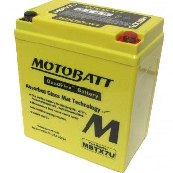Motorbike Battery MBTX7U