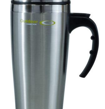 camping coffee mug flask
