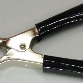 ALLIGATOR SMALL CLAMP BLACK 15amp LGC015B 167ac