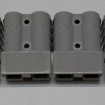 ANDERSON 50A (4 pack) GREY PLUG 160AP