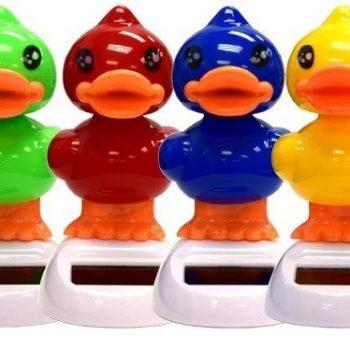 Solar Duck Toy