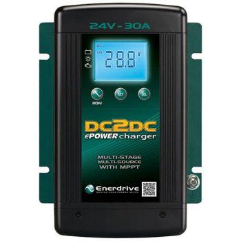 ENERDRIVE 24V 30A DC2DC Battery Charger EN3DC30-24V