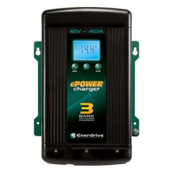 ENERDRIVE ePOWER 12V 40A Battery Charger EN31240