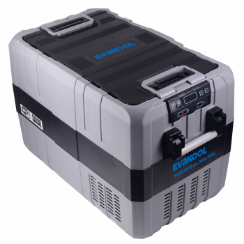 TMDZ-70. 62 Litre Travelmate Dual Zone Fridge/Freezer